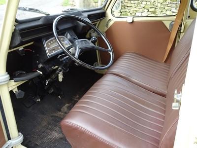 Lot 10 - 1978 Citroen 2CV AKS 400 Fourgonette