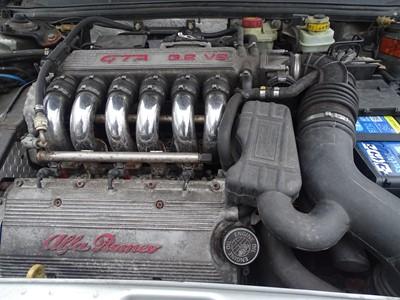Lot -2002 Alfa Romeo 156 GTA