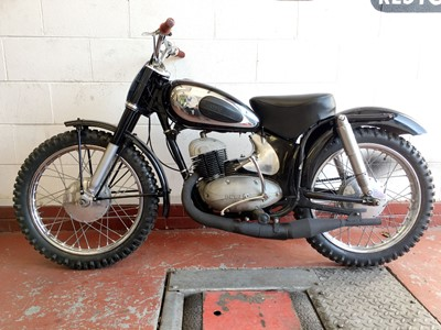 Lot -c.1959 DKW RT 175