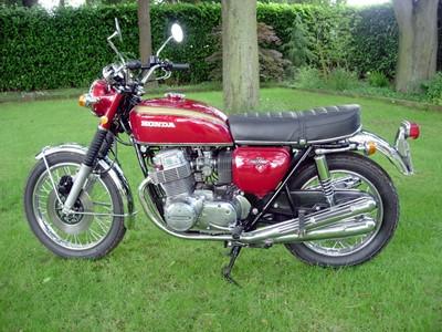 Lot -1970 Honda CB750 K1