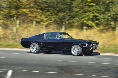 Lot -1967 Ford Mustang 390 GT Fastback