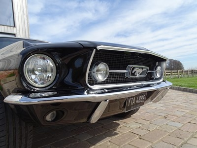 Lot 48-1967 Ford Mustang 390 GT Fastback