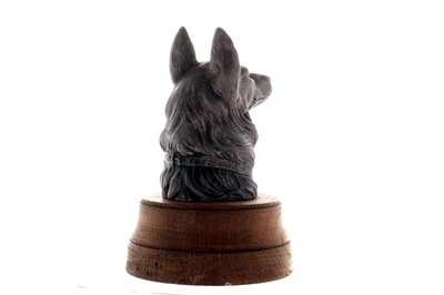 Lot 30-Alsatian / German Shepherd Accessory Mascot