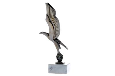 Lot 40-Art-Deco Winged Eagle Accessory Mascot