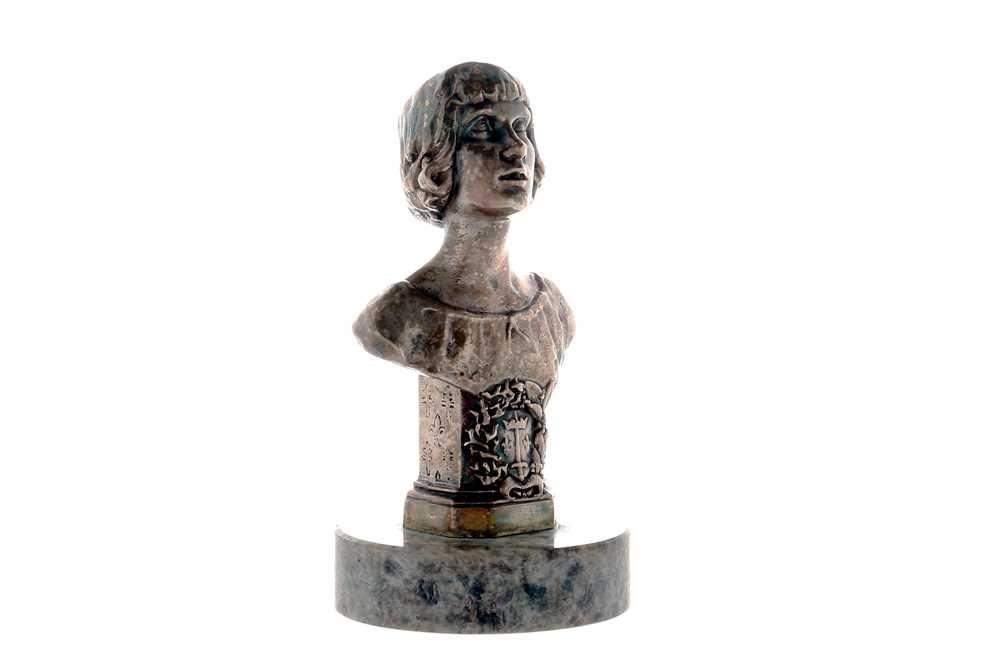 Lot 49-Joan of Arc Accessory Mascot