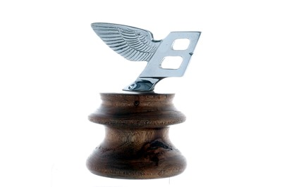 Lot 64-Bentley 'Winged B' Mascot