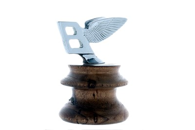Lot 64-Bentley 'Winged B' Mascot