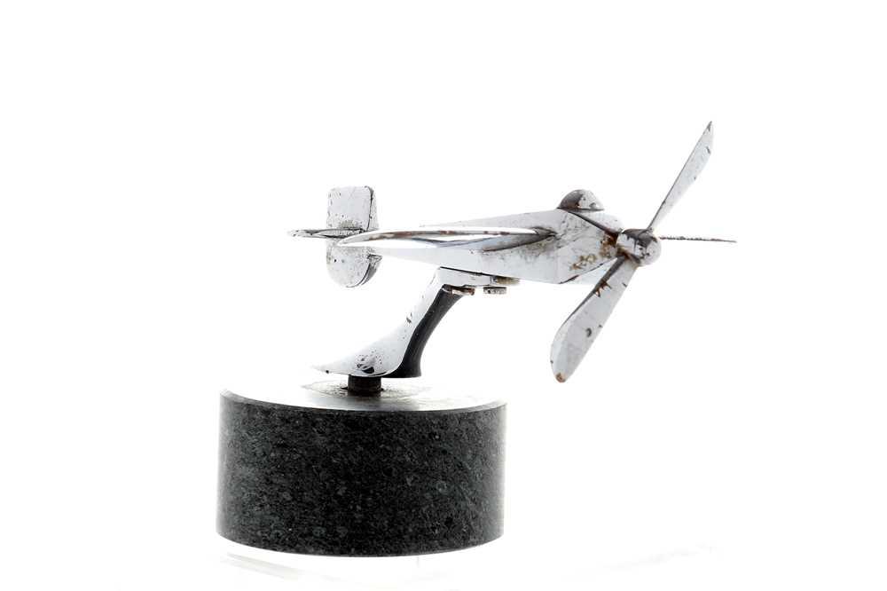Lot 68-Aeroplane Accessory Mascot