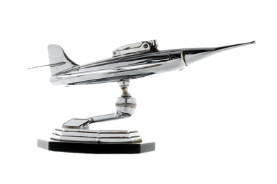 Lot 72-Two Aircraft-Themed Cigarette Lighters