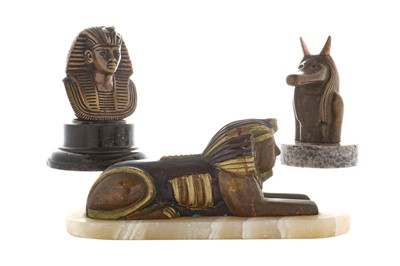 Lot 96-Egyptian Automobilia