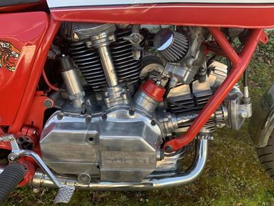 Lot 36-1979 Ducati 900 Darmah