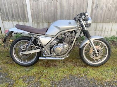 Lot 35-1986 Yamaha SRX600