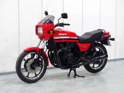 Lot -1982 Kawasaki GPZ1100