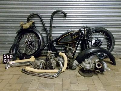 Lot -1939 Velocette GTP