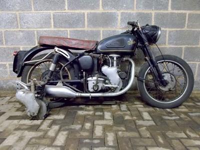 Lot -1955 Velocette MAC