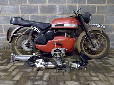 Lot -1963 Velocette Venom