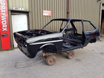 Lot 14-1982 Ford Fiesta XR2