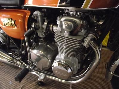 Lot 60-1978 Honda CB550 K3