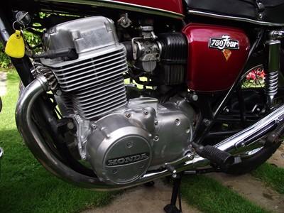 Lot 62-1975 Honda CB750 K6
