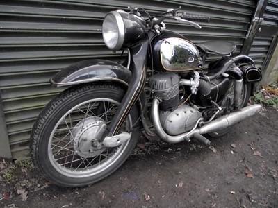 Lot -1958 NSU 301 OSB Max