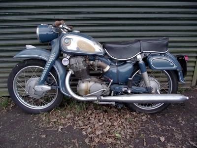 Lot -1960 NSU 251 OSB Supermax