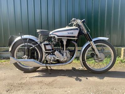 Lot -1952 Norton Special