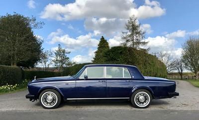 Lot -1979 Rolls-Royce Silver Shadow II