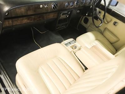 Lot 17 - 1979 Rolls-Royce Silver Shadow II