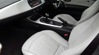 Lot 16 - 2006 BMW Z4 3.0i SE Coupe