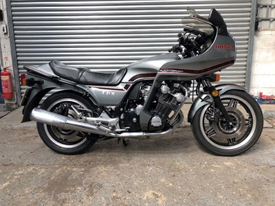 Lot 32 - 1981 Honda CBX1000 Super Sport