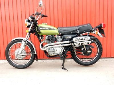 Lot 26-1973 Honda CL360 K0