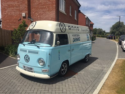 Lot -1976 Volkswagen Type 2 Promotional Vehicle