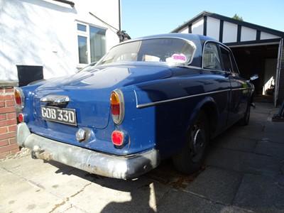 Lot 30 - 1966 Volvo 122 S