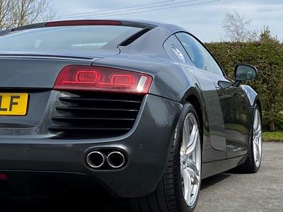 Lot 50 - 2008 Audi R8 4.2 Quattro