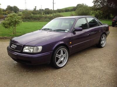 Lot 25 - 1994 Audi 100 Sport
