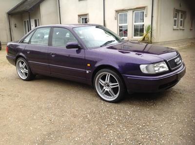 Lot 25-1994 Audi 100 Sport