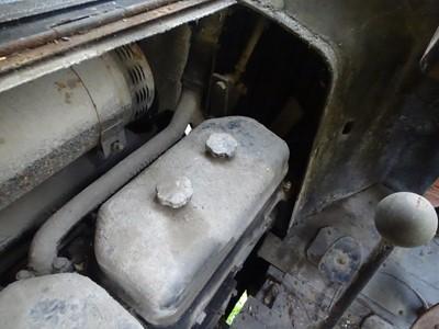 Lot 52 - 1933 Leyland Beaver Breakdown Wagon