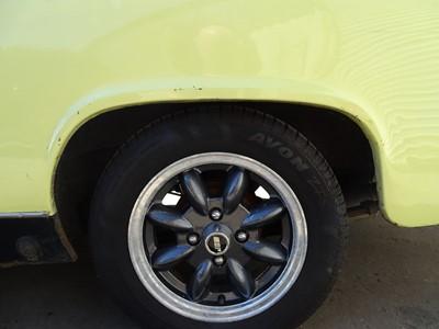 Lot 26 - 1977 MG Midget 1500