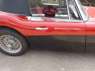 Lot 46 - 1964 Austin-Healey 3000 MKIII