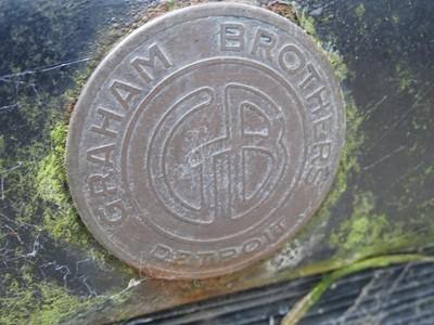 Lot 27 - c.1926 Graham Brothers Pickup