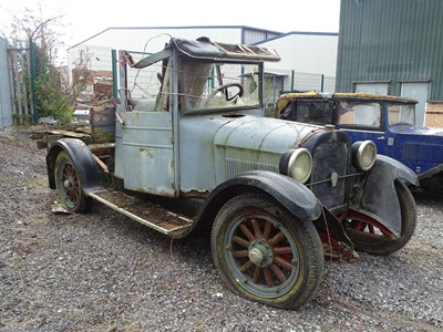Lot 27-c.1926 Graham Brothers Pickup
