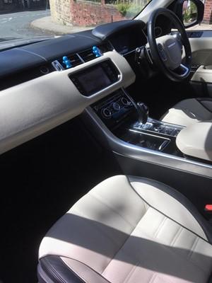 Lot 53 - 2014 Range Rover Sport Autobiography Dynamic