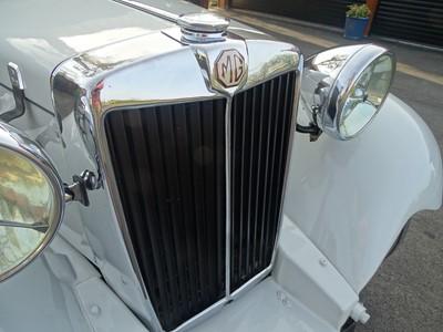 Lot 42 - 1952 MG TD MKII