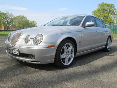 Lot 15 - 2002 Jaguar S-Type R