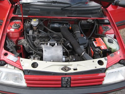 Lot 39-1991 Peugeot 205 CTi