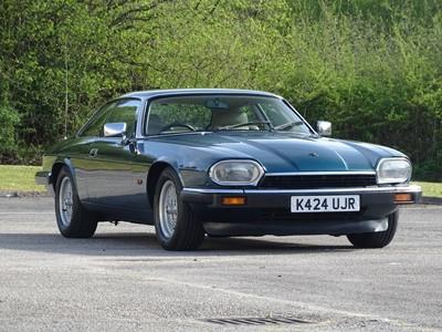 Lot 304-1992 Jaguar XJS 4.0