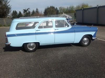 Lot 49 - 1961 Ford Zephyr MKII Estate