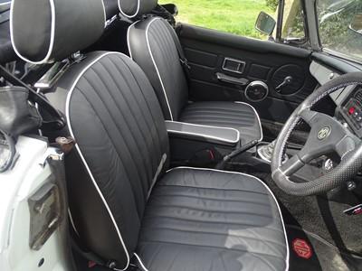 Lot 55 - 1977 MG B Roadster
