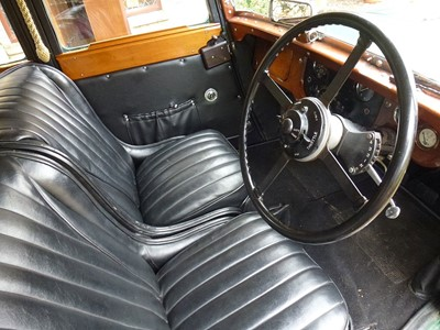 Lot 332-1933 Talbot AW75 Sports Saloon Coachwork by Darracq
