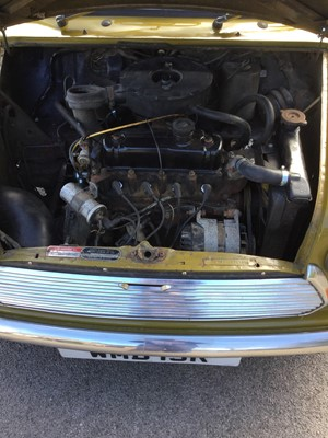 Lot 2-1977 Leyland Mini 1000